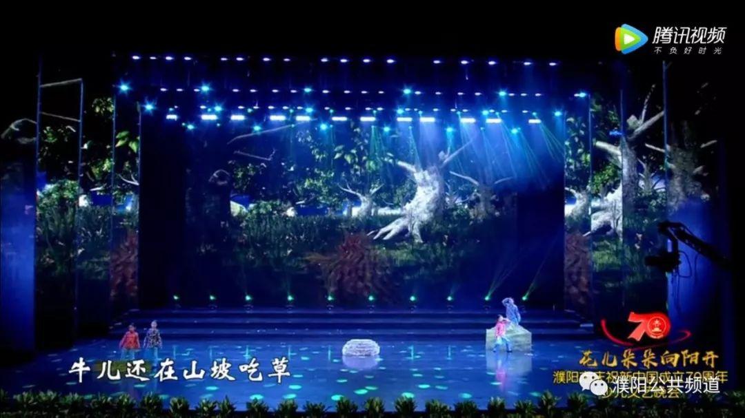 花儿朵朵向阳开 ——濮阳市庆祝新中国成立70周年少儿文艺晚会节目展播(十二)