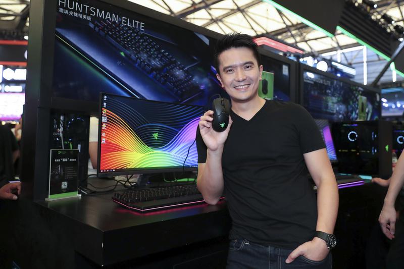 36氪专访 | 雷蛇CEO陈民亮:坚持高端硬核,不做性价比公司