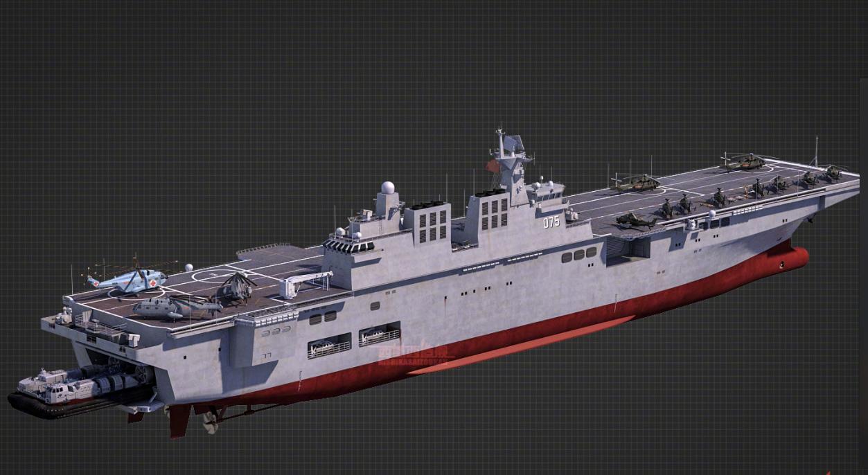 沪东造船厂传出好消息,国产航母之后,又一数万吨级巨舰即将下水