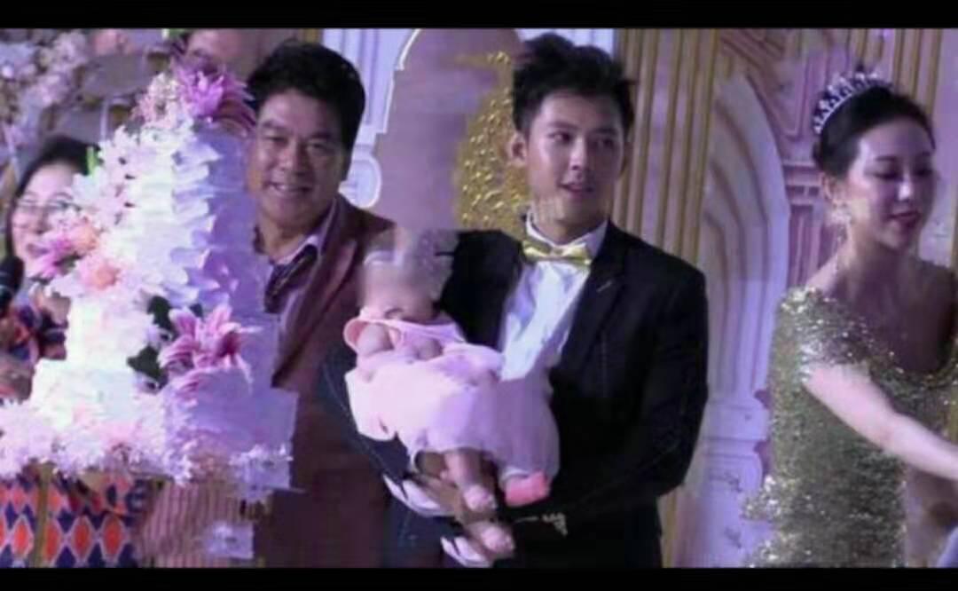 朱时茂儿子大婚大牌云集,陈佩斯胡子花白,两人见面却不同台