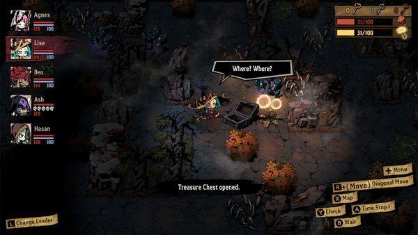 《漩涡迷雾》10月10日登陆PS4/Sw