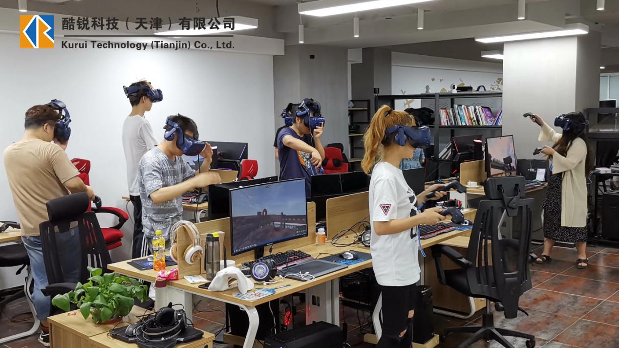 多人智慧VR互动系统