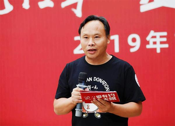 """延续12年的爱心之旅,百胜中国""""捐一元""""走进甘肃"""