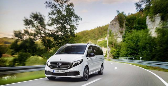 第一款純電動高級MPV,奔馳EQV將亮相法蘭克福車展_搜狐汽車_搜狐網