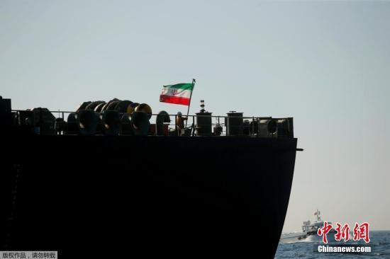 """希腊""""站队""""美国?当局:不会对伊朗油轮予以协助"""