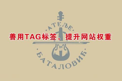 Tag标签在SEO优化中有什么作用?需要标签优化吗?