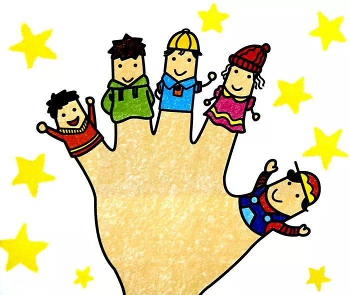 儿童创意画,让画画变得更有趣