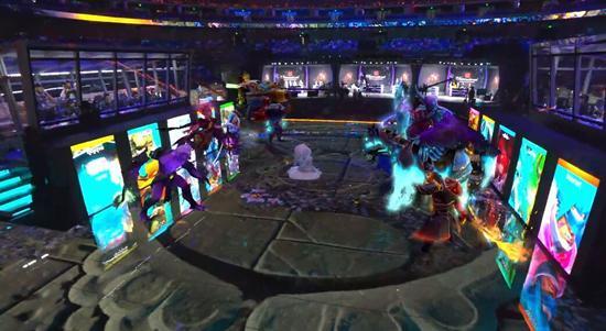 TI9淘汰赛败者组:RNG惊险过关 Alliance战队离开