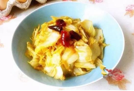 【美食美味】几种简单大白菜新鲜吃法