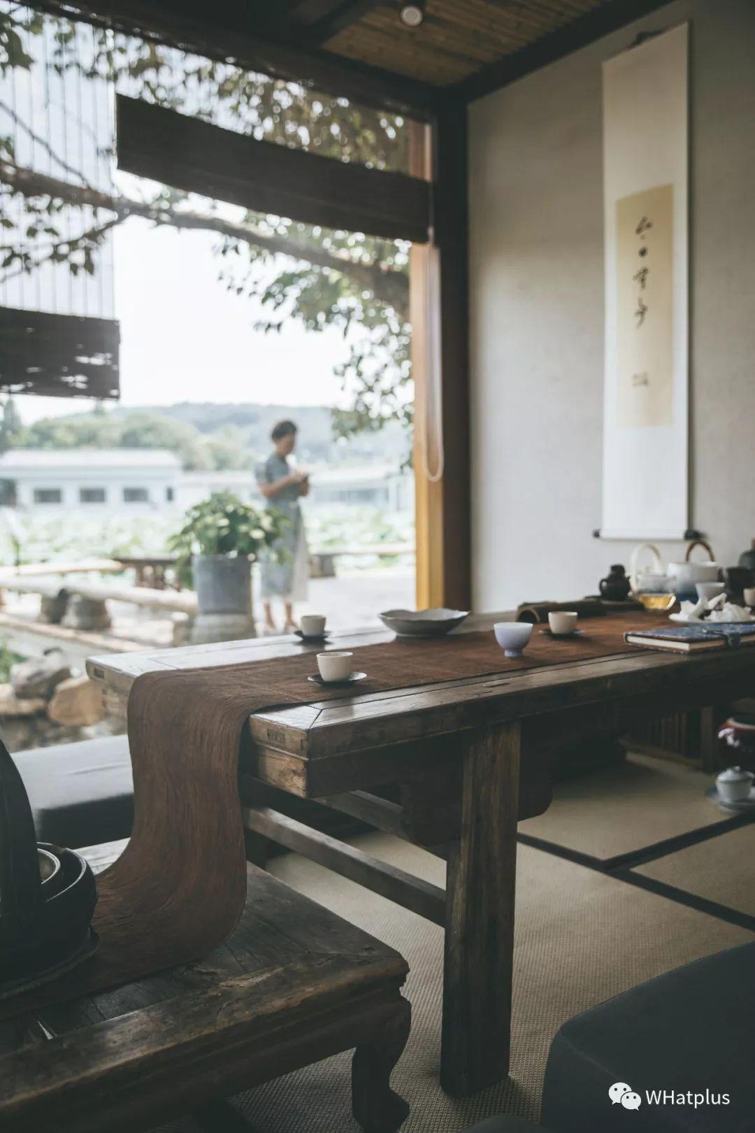 亲水茶室设计图图片
