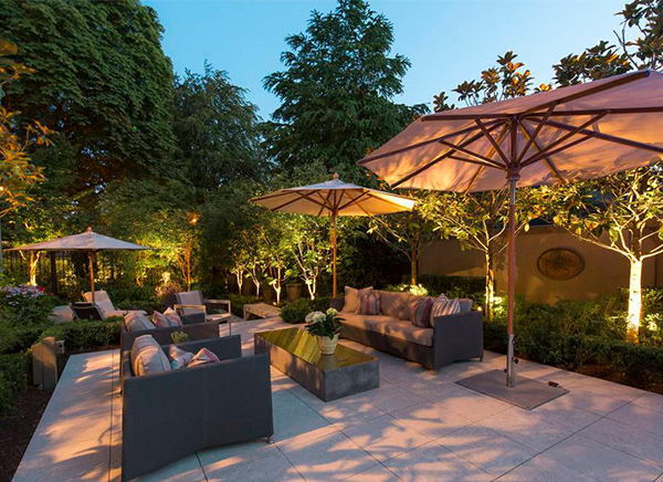 小型庭院设计 私家庭院绿化