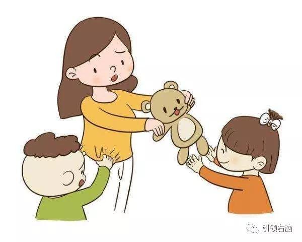 当客人想带走孩子的玩具时, 你是怎么做的?
