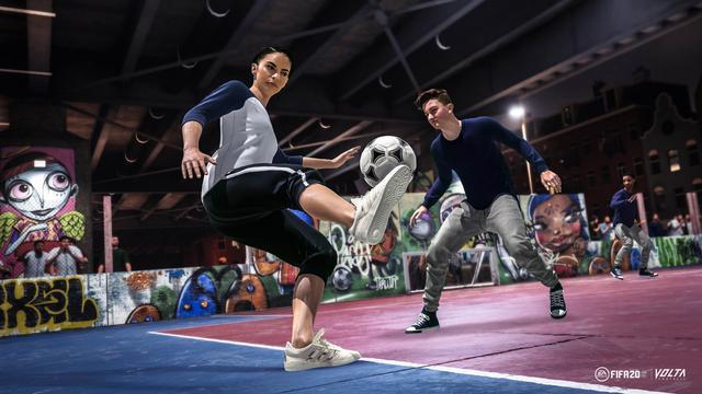 GC 2019:野球场炫技《FIFA 20》