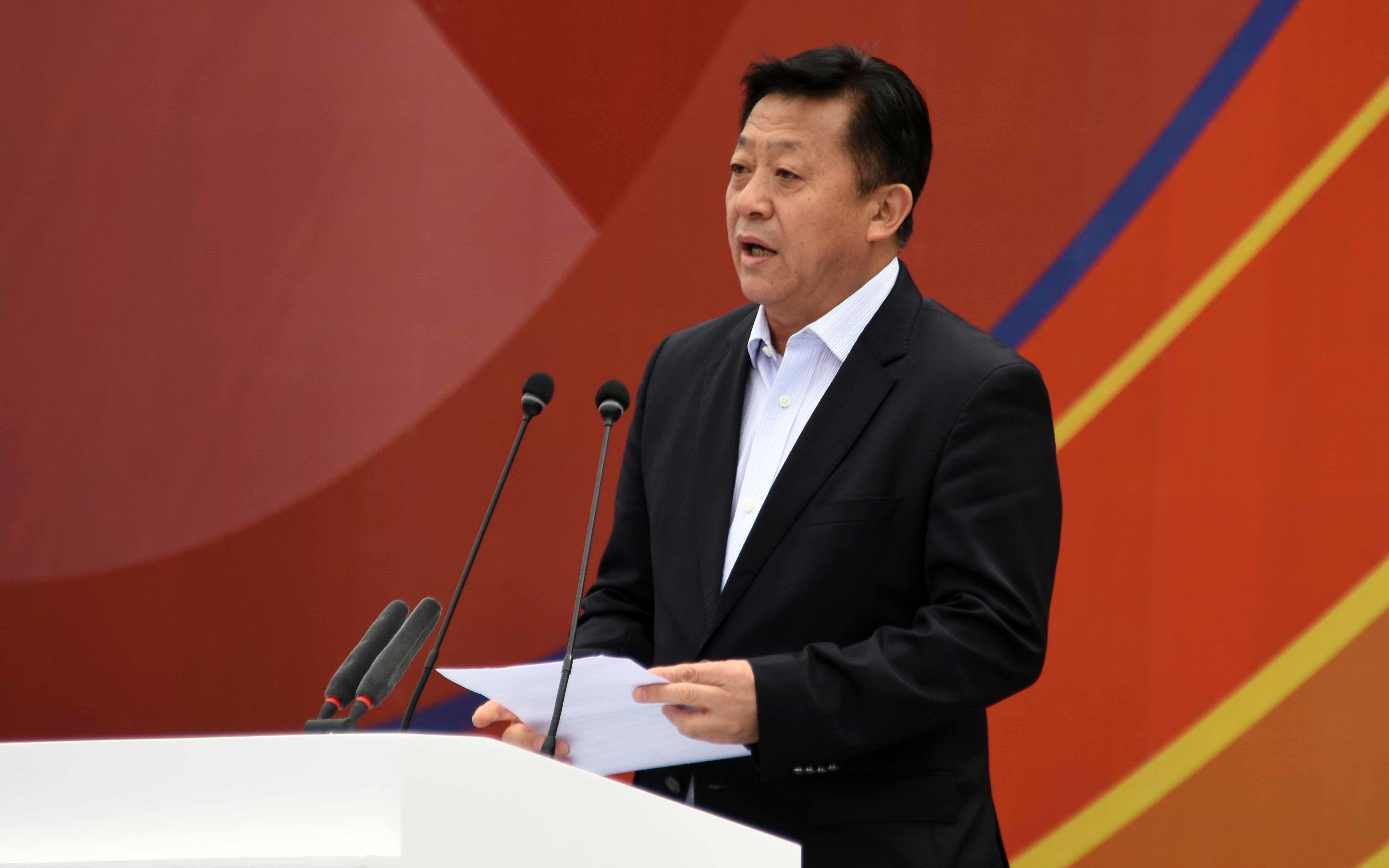 足协副主席杜兆才:足球科班出身,外事工作有优势