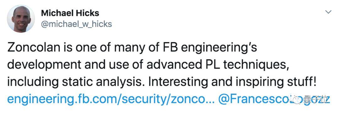 30分钟扫描一亿行代码库,bug漏洞都能找,这款Facebook神器黑粉都赞叹不已