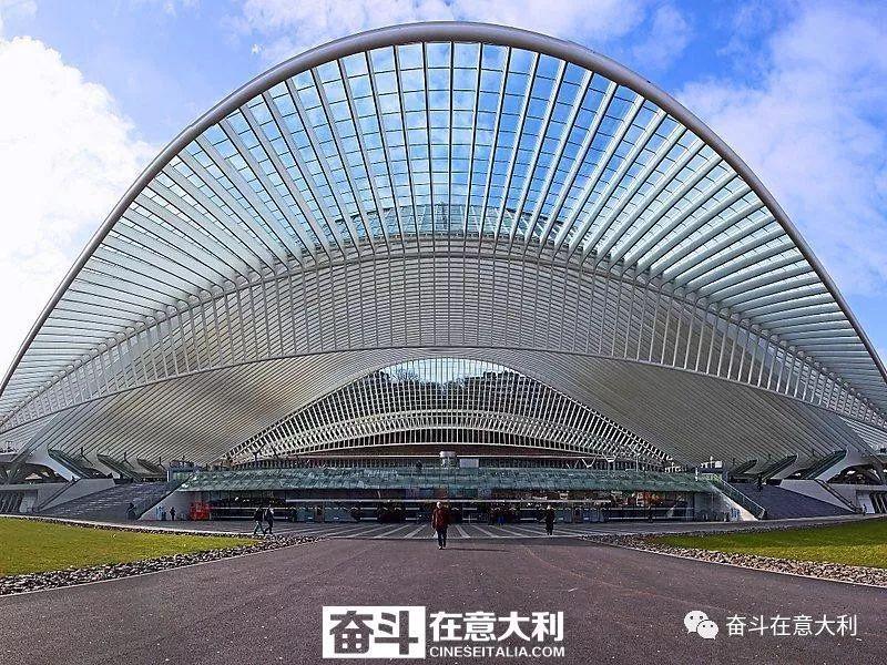 米兰中央火车站被评为欧洲最美火车站