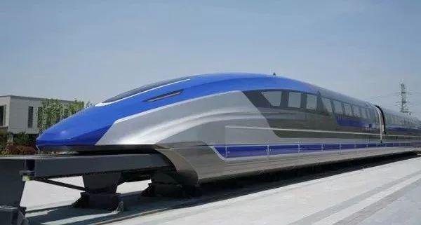 我国时速600公里高速磁浮试验样车下线 车体应用了激光复合焊