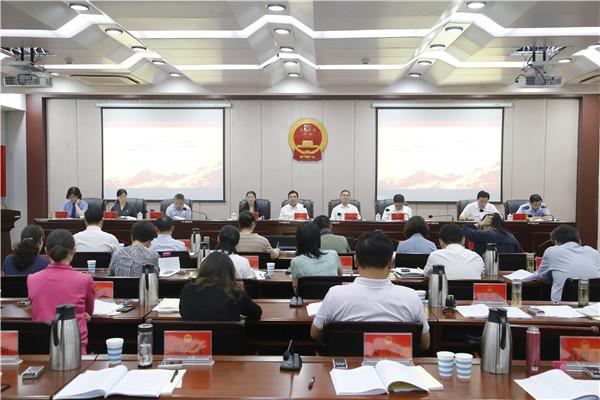 <b>淮阴法院两名法官履职报告获高票认可</b>