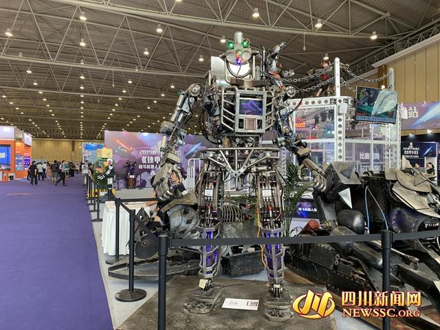 四川新闻网成都8月23日讯(记者 李慧颖 摄影报道)充满趣味性和观赏性