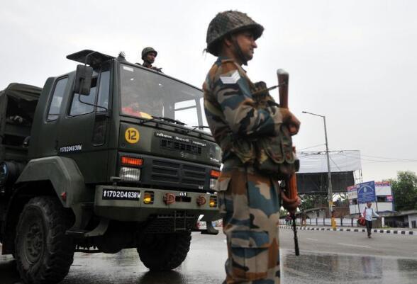 【海外網】又一印度士兵在印巴交火中死亡 印方一周內已傷亡4人