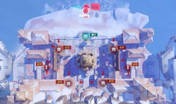 守望先锋游戏中都有哪些地图介绍怎么完成要求获胜