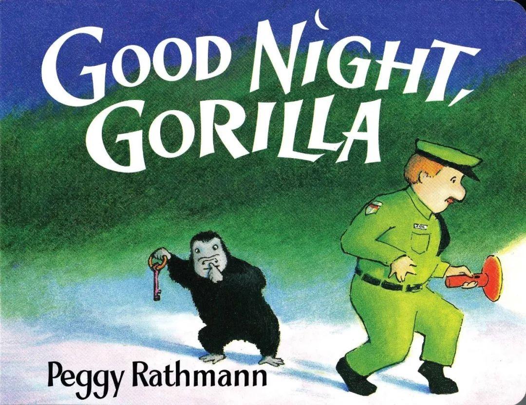 good night, gorilla $33.7亚马逊中国