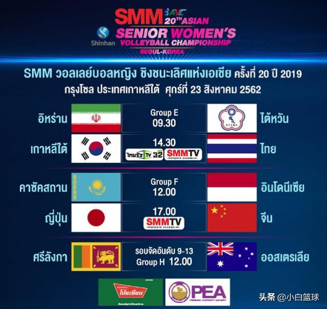 1击败泰国,取E组第一!中日之战将决定韩国半决