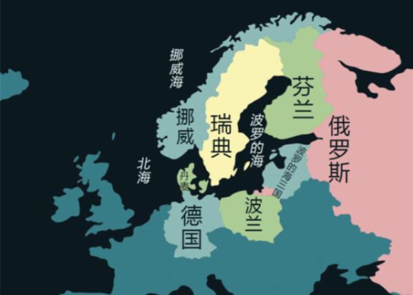 瑞典人口密度_原来,瑞典孩子跟咱们亚洲人的童年真的大相径庭