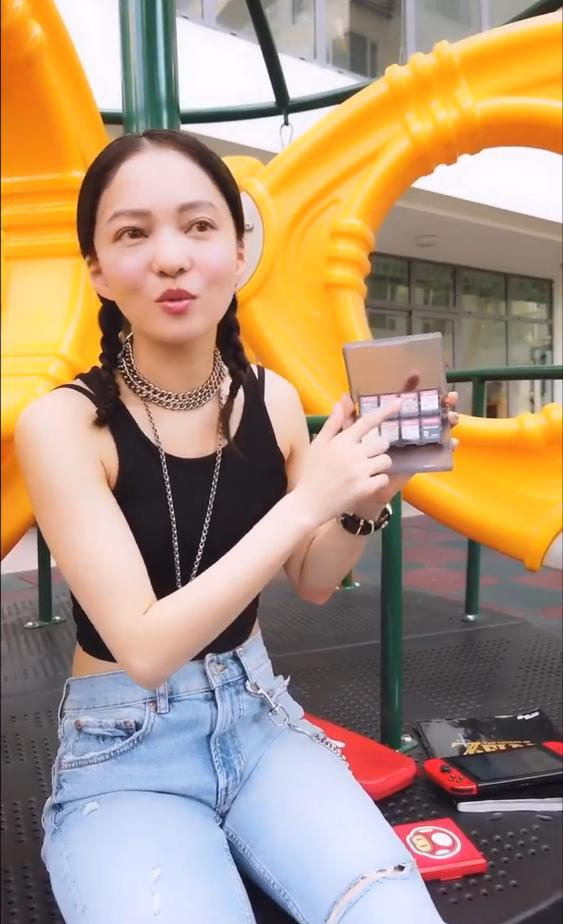 手游资讯app_8月19日,著名女歌手张韶涵在\