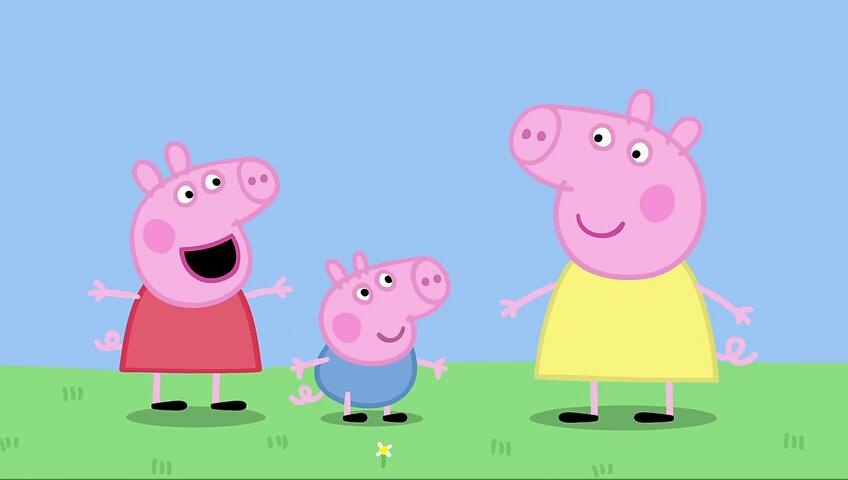 """40亿美元!玩具制造商孩之宝将收买""""小猪佩奇""""母公司"""