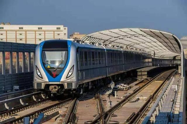 好消息!广州地铁21号线实施全线贯通试运行