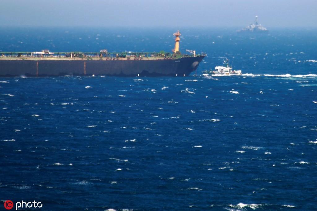 伊朗人与兽_伊朗外长:同意与法国探讨挽救伊核协议的提案