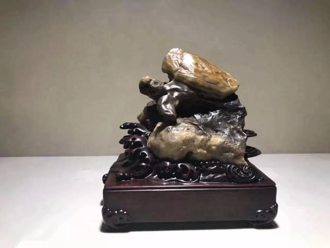 【赏石杂谈】天价石,对奇石市场的影响究竟有多大?