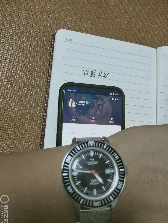 海龟伴我一生 入手雪铁纳DS PH200M