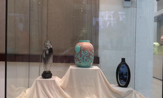 溢彩琉璃咏东方――中国琉璃作品展在马耳他举行