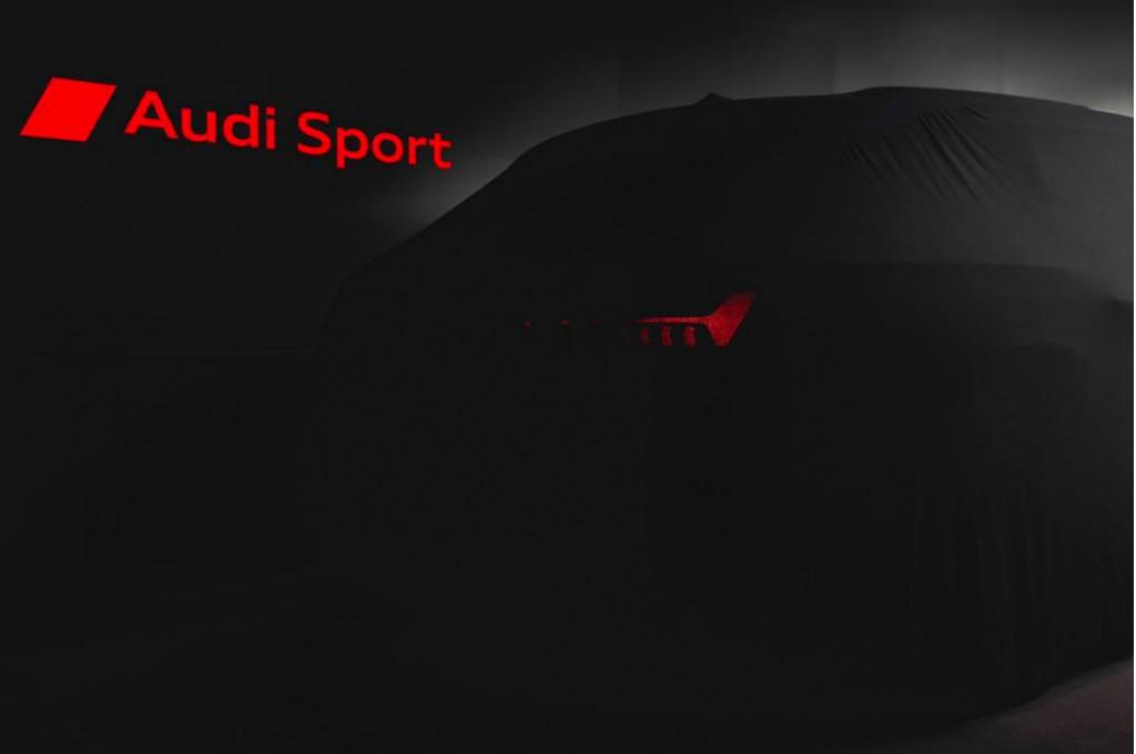 2020款奧迪RS 6 Avant預告圖發布,如此暴力的旅行車你見過嗎?_搜狐汽車_搜狐網