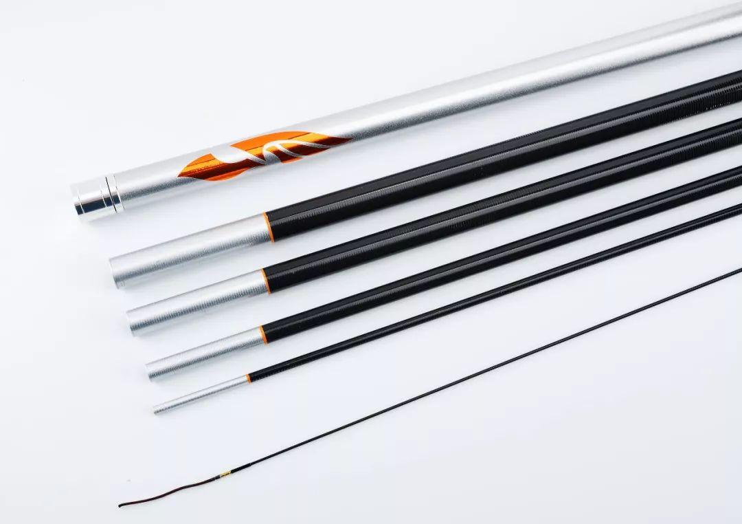 黑棍鱼竿8.1米