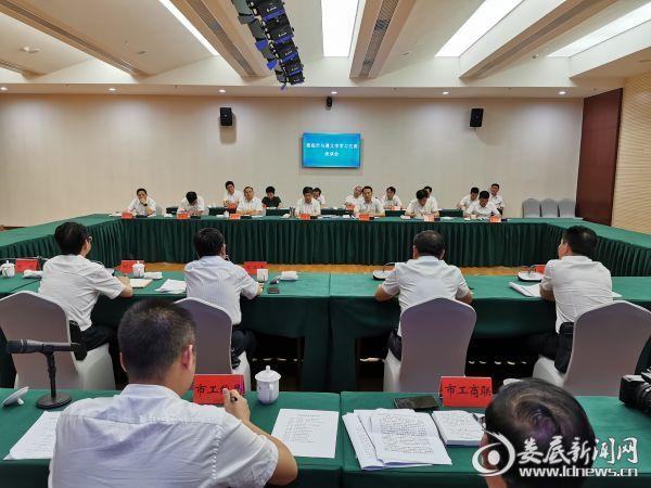 李荐国率小分队赴贵州学习考察 首站来到遵义学习高质量发展经验
