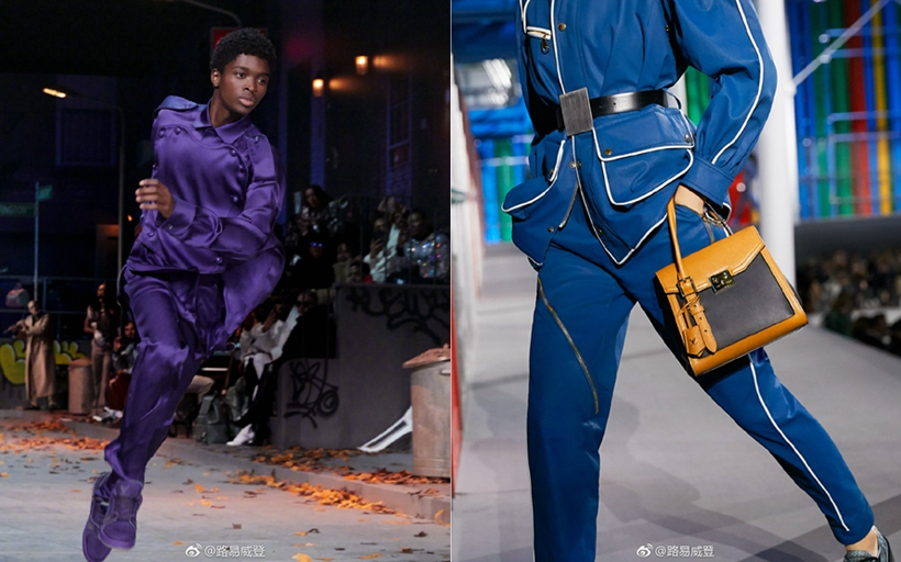肖战、李易峰都Pick的连体工装裤,长在谁的审美上?