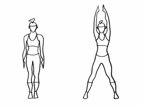 如何做开合跳才能减肥?3种方式