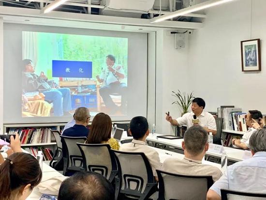 叶小文先生谈大国崛起的文化底气和文化根基