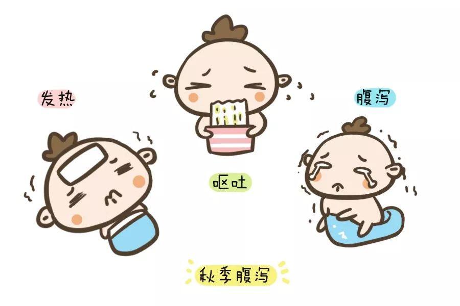 腹泻宝宝增多,秋季腹泻高峰期要来?预防要趁早!