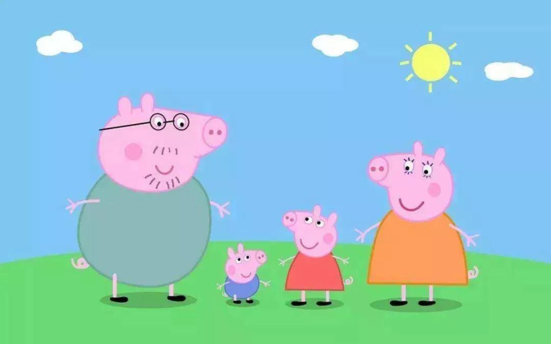 小猪佩奇被卖40亿美元,史上最贵猪!