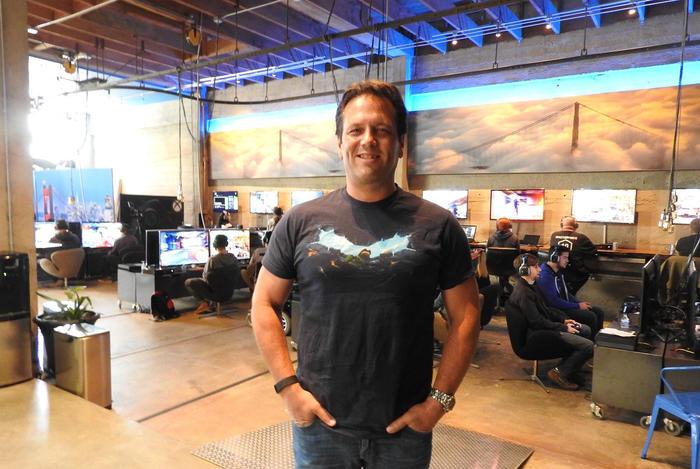 微软大玩家:菲尔·斯宾塞