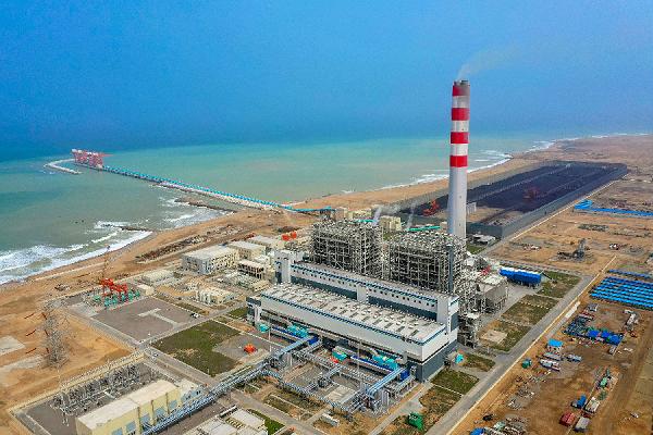 巴基斯坦中电胡布燃煤电站正式投运