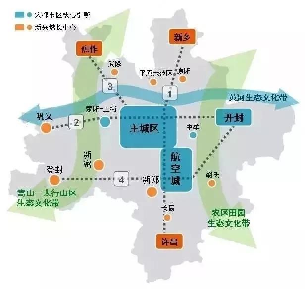 合川区城区未来规划图