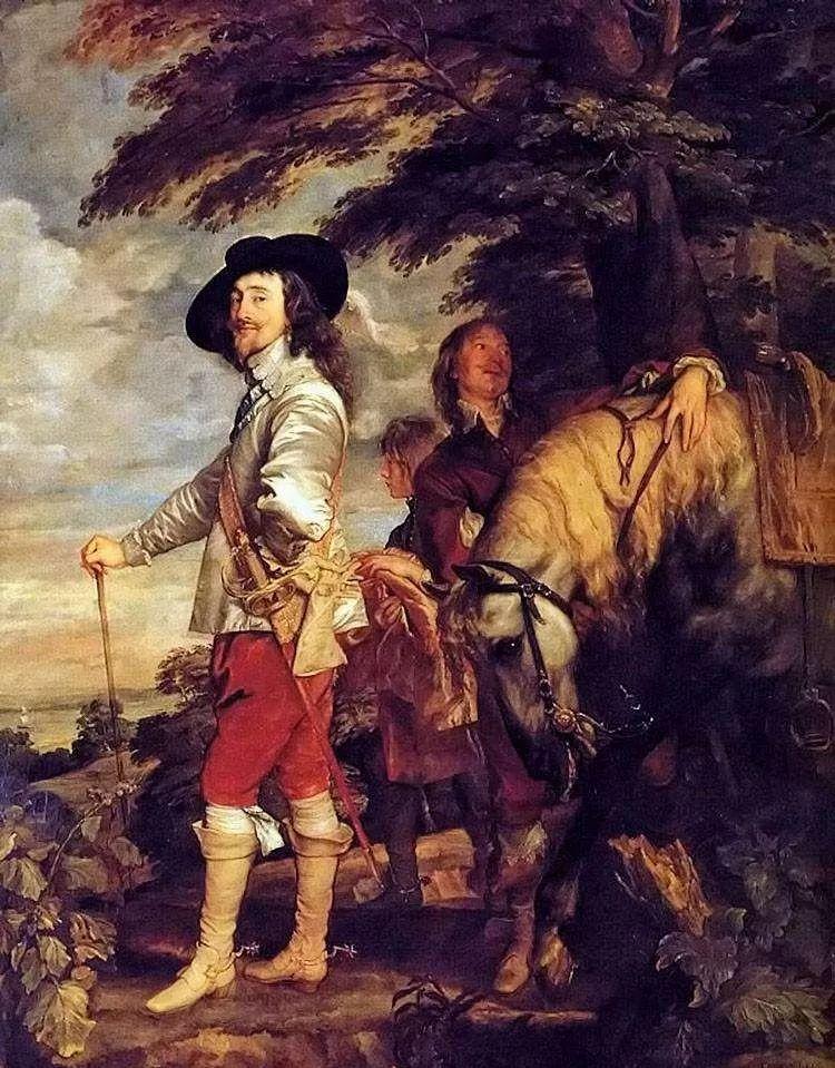 一个展览 看欧洲300年油画经典