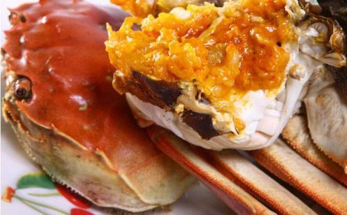 螃蟹和柿子一起吃,会长石头?辟谣:只要不吃生柿子,就不用担心