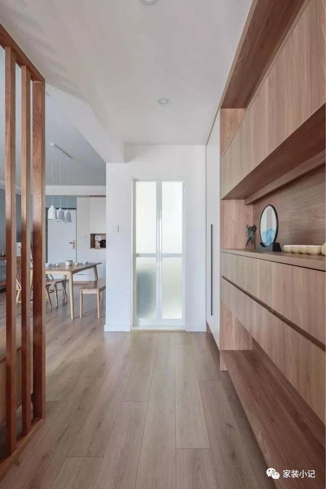 晒晒96㎡新房,效果比预想的还要满意,虽然简单却很耐看!
