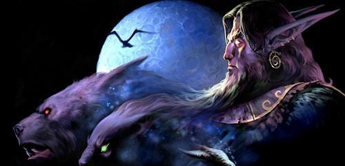 炉石传说:文艺复兴蓝龙德,标准的青眼白龙!_德鲁伊